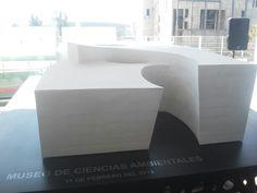 Proximo Museo de Ciencias Ambientales. Universidad de Guadalajara.