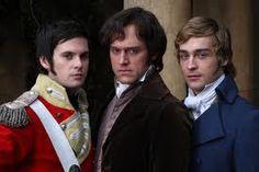 Elliot Cowan and Tom Mison, Lost in Austen