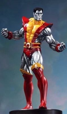 Randy Bowen Designs Colossus Full Size Statue Avengers x Men not Sideshow | eBay