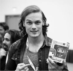 From Sam's Instagram account ~ at SDCC