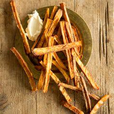 Come preparare delle croccanti patate dolci fritte - Springlane Magazine