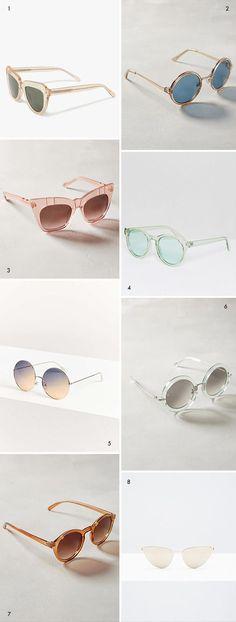 Cool sunglasses in every price range Usando Óculos, Vitrines, Óculos  Escuros Estilosos, Óculos 07655cf271