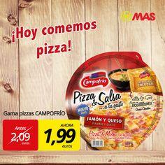 Pizza Campofrío, en oferta hasta finales de junio!