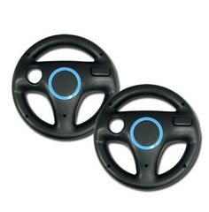 Changwei Accessory for Nintendo Wii (Mario Kart Racing Wheel for Wii (2pcs Bundle Black)) Accessory for Nintendo Wii Compatible with the Nintendo Wii U GamePad (Barcode EAN = 0712475211187). http://www.comparestoreprices.co.uk/december-2016-4/changwei-accessory-for-nintendo-wii-mario-kart-racing-wheel-for-wii-2pcs-bundle-black-.asp