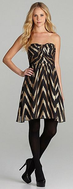loving this dress :: perfect for a holiday party!