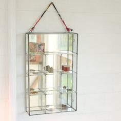 Genial Oni Glass Cabinet   Perfect For Perfume Storage