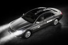 "Mercedes-Benz develops new ""Digital Light"" tech to rival lasers"