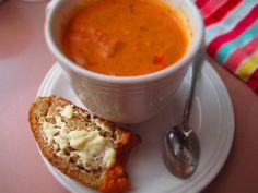 jane loves baking: Creamy Tomato Soup