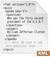 XML - Wikipedia, the free encyclopedia