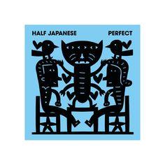 Half japanese - Perfect (CD)