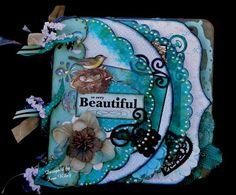 FERN'S CREATIONS: Acrylic Mini Album