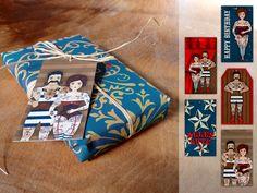 *Datei* Geschenkanhänger Lola & Viktor