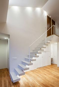 I3-house - Picture gallery #architecture #interiordesign #staircase