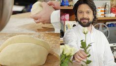Como fazer Massa Folhada com Extra Virgem ( Pasta sfoglia al 'olio ) | H...
