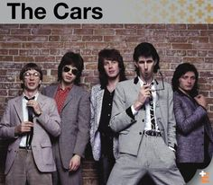 The Cars - still listen to them on my ipod