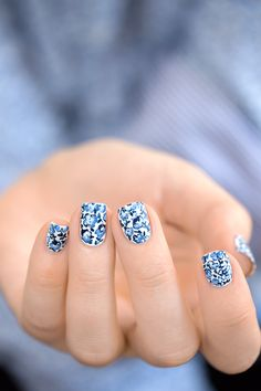 #NailArt - by Mademoiselle Emma - #manucure #vernis