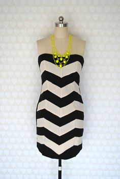 """Chevronelle Dress...$52  """"Like"""" Swoon Boutique on Facebook and Twitter @heartswoon!  Call 919.810.9869 to order <3"""