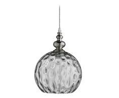 """Závěsné svítidlo """"Owl I"""", Ø výš. Interior Lighting, Christmas Bulbs, Ceiling Lights, Holiday Decor, Pendant, Glass, Indiana, Owl, Home Decor"""