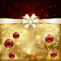Bright christmas backgrounds vector 05 - Vector Background free download