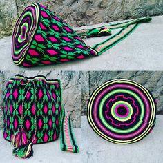 #wayuubags #crochet #handmade #mochilaswayuu #wayuumochilasbags #wayuu #weave #art #crafter #handcraft #handcrafted #colombianbags #wayuupeople