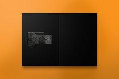 Plaqueta Promocional - Perdición de Sergio Bizzio on Behance