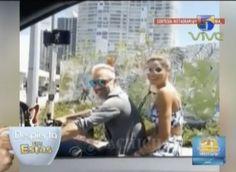 Mira Cual Es La Nueva Novia De Gianluca Vacchi. Los Grabaron En Miami