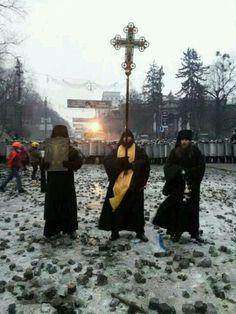 Monks, Ukraine