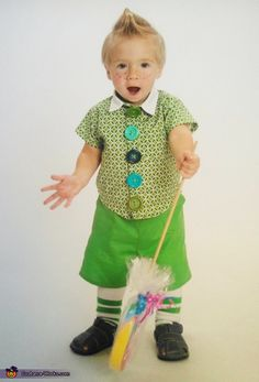 Lollipop Guild Munchkin - 2012 Halloween Costume Contest