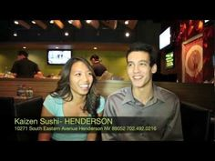 Mobilizing People Marketing (MPM) All you can eat Invasion of Kaizen Sushi- HENDERSON