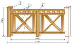 деревянные ограждения балконов и террас: 17 тыс изображений найдено в Яндекс.Картинках Patio Gazebo, Back Deck, Deck Railings, Trellis, Fence, Terrace, Outdoor Living, Porch, Stairs
