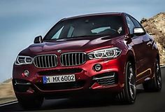 2016 BMW X6 Specs, Release Date and Price - The 2016 BMW X6 will feature a striking look with a sporty appearance that provides it a look that is good.