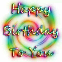 Birthday Quotes : Happy Birthday To You! Happy Birthday Greetings Friends, Happy Birthday Celebration, Birthday Cheers, Happy Birthday Flower, Happy Birthday Girls, Birthday Blessings, Happy Birthday Pictures, Happy Birthday Messages, Birthday Qoutes