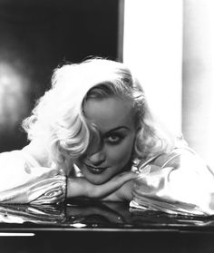 Carole Lombard was the highest-paid star in Hollywood in the late 1930s. She is know for her roles in My Man Godfrey and Hitchcock's Mr and Mrs Smith.  Learn more about her, review her filmography and more | Classic Movie Treasures  #ClassicMovies #OldHollywood #Biography