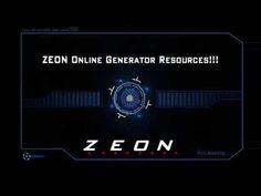 ZEON H@ck UNLIMITED Resources