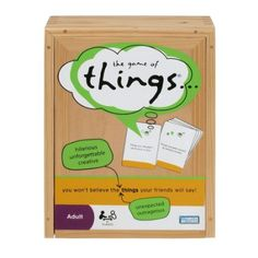Amazon.com: The Game of Things: Toys & Games