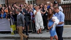 royal baby photos | Royal baby: Put yourself there as Prince William and Kate show off ...