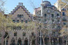 Casa Batlló.  C'est extrêmement réussi, magnifique, sublime. Espagne Barcelone