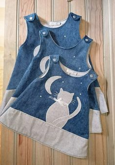 Best Picture For baby dress patterns easy For Your Taste You are looking for something, and it is go Frocks For Girls, Little Girl Dresses, Baby Dresses, Girls Dresses, Sewing Clothes, Doll Clothes, Dress Sewing, Fashion Kids, Fashion Outfits