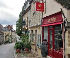 Take time out to visit the many shops during your week on the barge