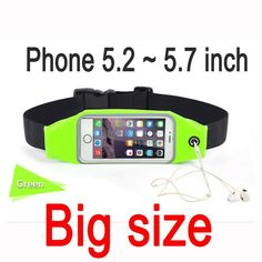Gym Waist Bag Waterproof Sport Accessories For iPhone 6 Plus Samsung Galaxy J5 S7 S6 S5 A3 2016