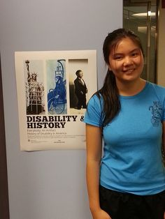 """Share your pictures with posters from """"EveryBody: An Artifact Hi Social Studies Classroom, June 19, Exhibition Poster, News Online, Disability, American History, Product Launch, Posters, Display"""