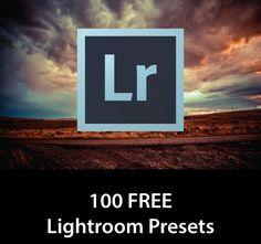 100 FREE Lightroom Presets - Camera Stupid