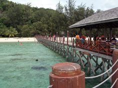 We are here in Sapi Island
