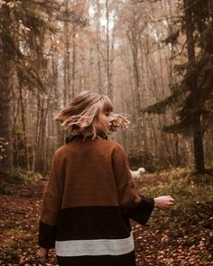 Who knew forest walks with Milli could look this spooky🍂🐶 a little to last October✨ Photography