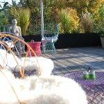 #terrace #hotel #visitinnsbruck Innsbruck, Terrace Hotel, Outdoor Furniture Sets, Outdoor Decor, Refurbishment