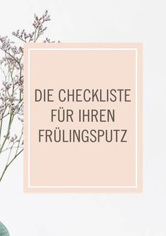 online dating Frühlingsputzen