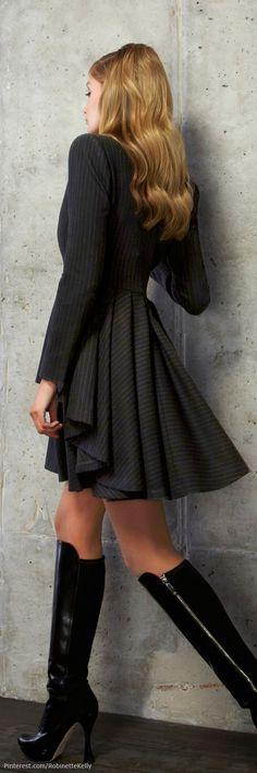 Street Style | Alice + Olivia, Pre-Fall 2014