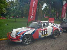 East African Safari Rallye Porsche 911