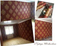 Bedroom in making
