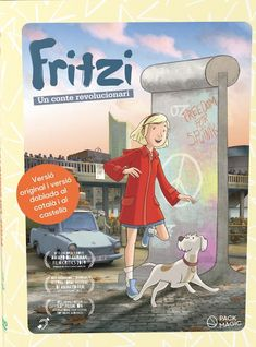 Alemania del Este 1989. Una película emocionante que retrata la caída del muro desde la perspectiva de una niña. Animation Film, Conte, Film Festival, Family Guy, Guys, The Originals, Movies, Fictional Characters, Art